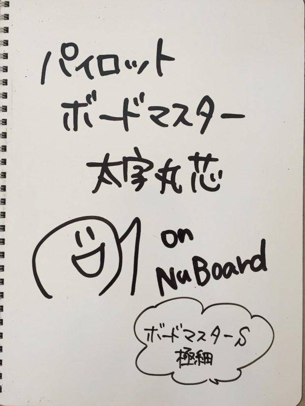 nu board